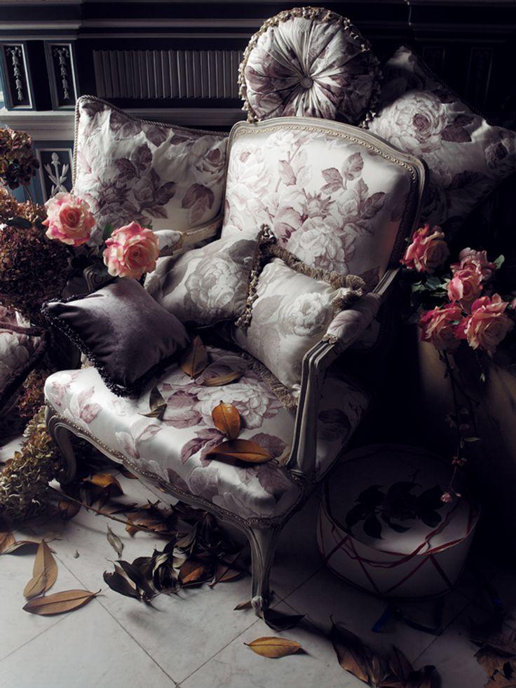Hoe Romantic! #intede #fabric #design