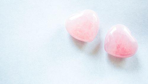 by Ann-Kristina Al-Zalimi, two hearts, hearts, heart, pink, romantic, sydän, vaaleanpunainen sydän, romanttinen