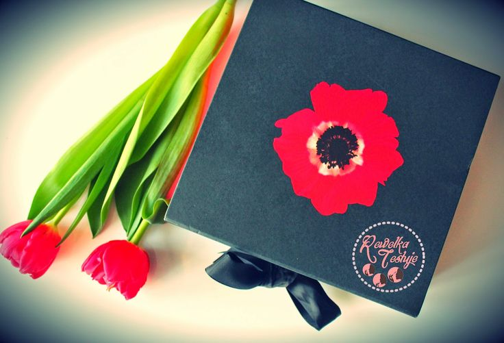 Rewelka Testuje: Nagroda w konkursie The Body Shop - Zestaw Smoky Poppy
