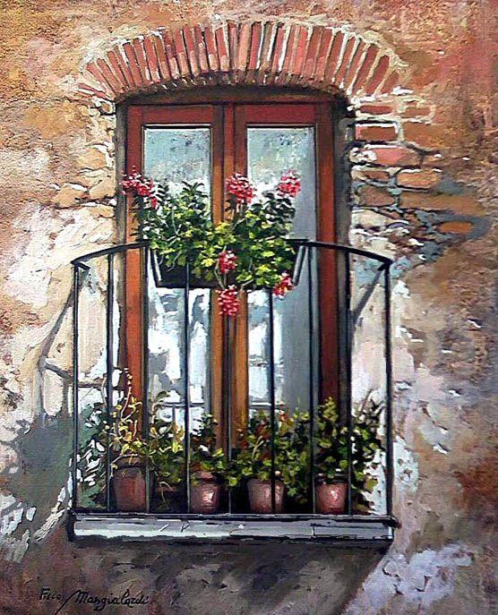 Piccolo Balcone Francesco Mangialardi