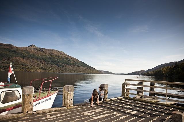 warrior-ben-pierIII by Cruise Loch Lomond, via Flickr