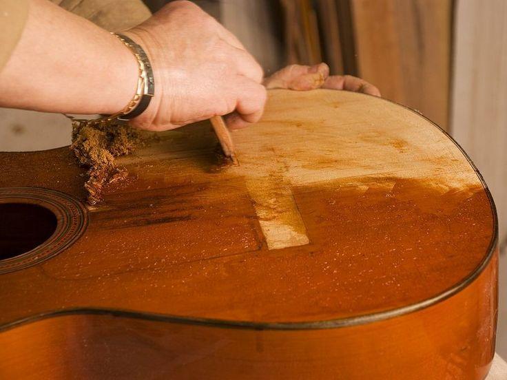 ¡Decapar madera barnizada es facilísimo!