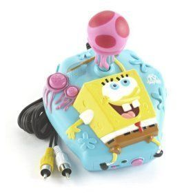 Jakks SpongeBob Squarepants Jellyfish Dodge Plug & Play TV Game (Edition 3) @ niftywarehouse.com #NiftyWarehouse #Spongebob #SpongebobSquarepants #Cartoon #TV #Show