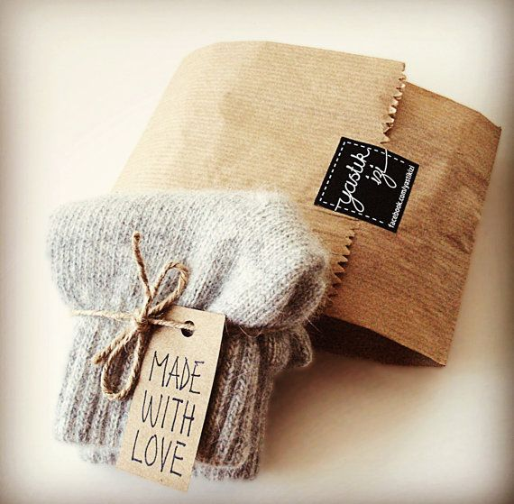 Packaging Homemade gifts