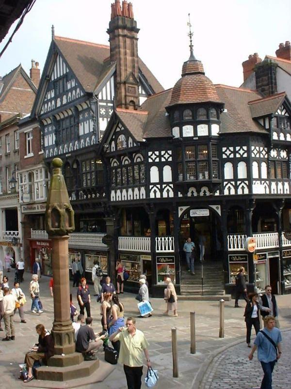 Chester, Cheshire, UK