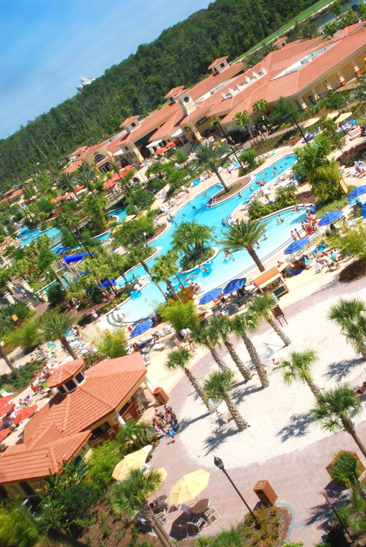 An aerial view of River Island at Holiday Inn Club ...