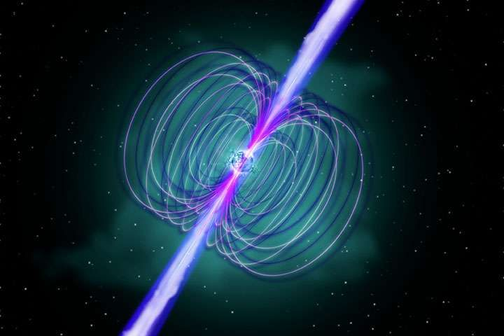 Magnetar could have boosted explosion of extremely bright supernova