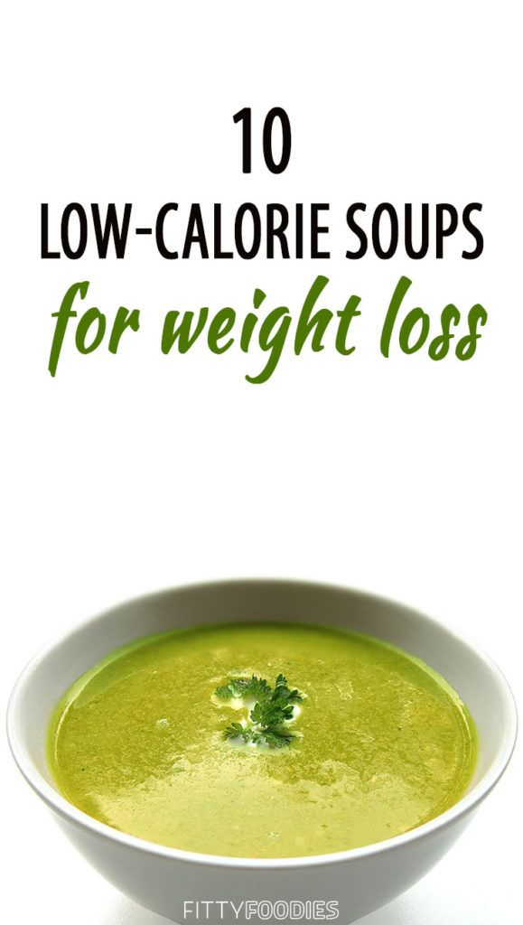 10 Low-Calorie Weight Loss Soup Recipes