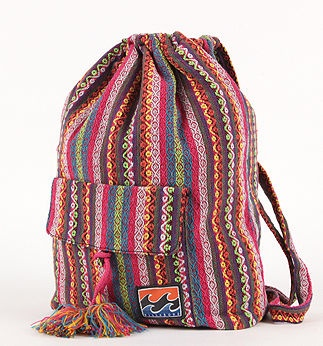 Also like this bag but the billabong logo at the bottom bugs