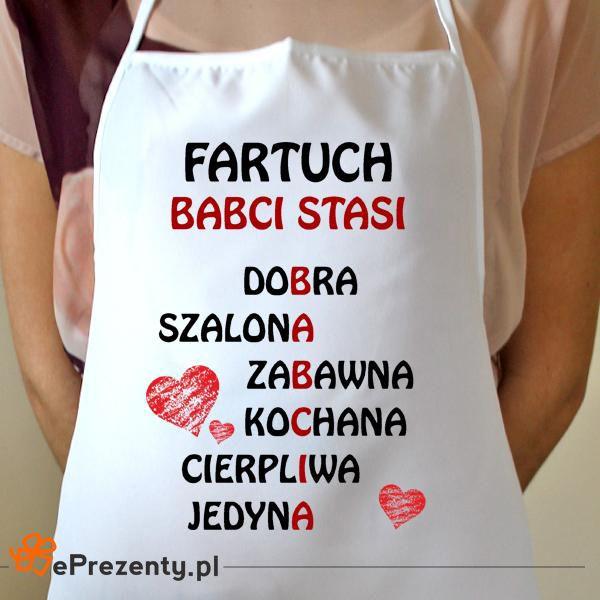 Fartuszek dla Babci do codziennego gotowania! bit.ly/1JZ3qHW