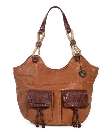 Take a look at this Cargo Indio Tote by The Sak on #zulily today!