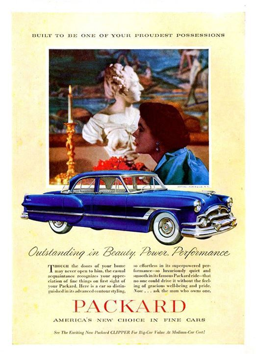 The Best Images About Packard On Pinterest Cars Sedans And - Signs of cars with names