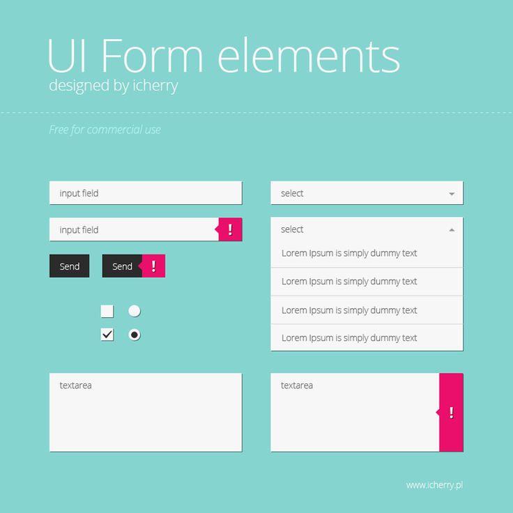 ui form design
