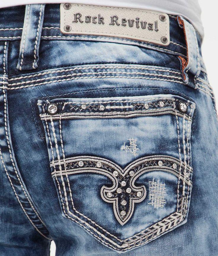 Rock Revival Adaliz Skinny Stretch Jean - Women's Jeans   Buckle