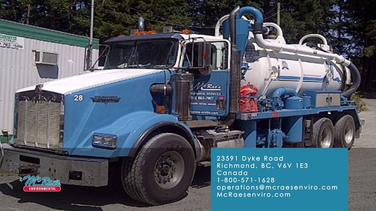 McRae's Environmental offering services hydro excavating, vacuum tanker services, Mainline Pipe Cleaning and Pipeline Video Inspection in the Western Canada.