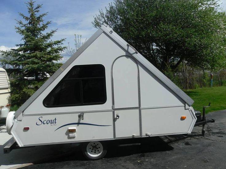 List of Aliner folding campers for sale