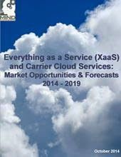 Industry Research Reports: Everything As A Service (XaaS) And Carrier Cloud S...