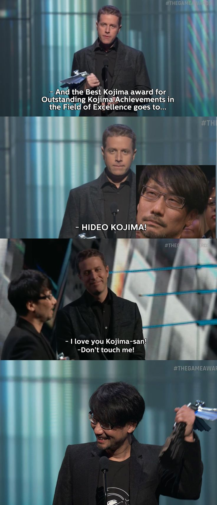 The Video Game Awards in a Nutshell