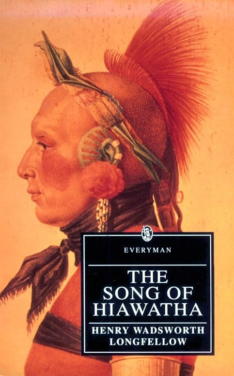 the song of hiawatha is an 1855 epic poem in trochaic tetrameter by henry henry wadsworth longfellowpoetnonfictionencouragementnative