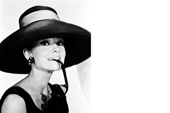 Breakfast at Tiffany's with Audrey Hepburn.is a Collectible Entertainment Photo  This is a real Photo printed onto photographic paper this NOT a cheap computer scan.  This comes and is placed in a rigid mailer which protects it in shipping whic...