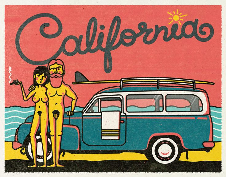 Welcome to Hell Yeah California. I'm kicking off the series with a piece about how everything in California is just the worst.