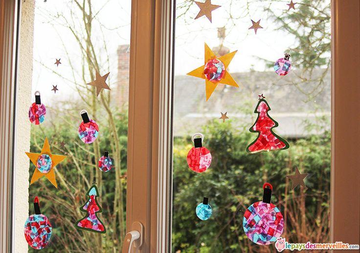 Cette année, comme tous les ans, nous avons décoré les fenêtres de la maison. J'avais envie d'y mettre de la peinture et de créer tout un décor, mais vu que le temps me manque cruellement et que je n'avais pas... Lire la suite →