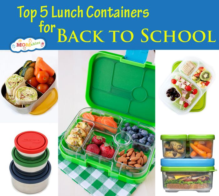 Can't decide what lunch containers to buy? Check out our top picks for school and the office. Multiple compartments, leak-proof, durability, etc.