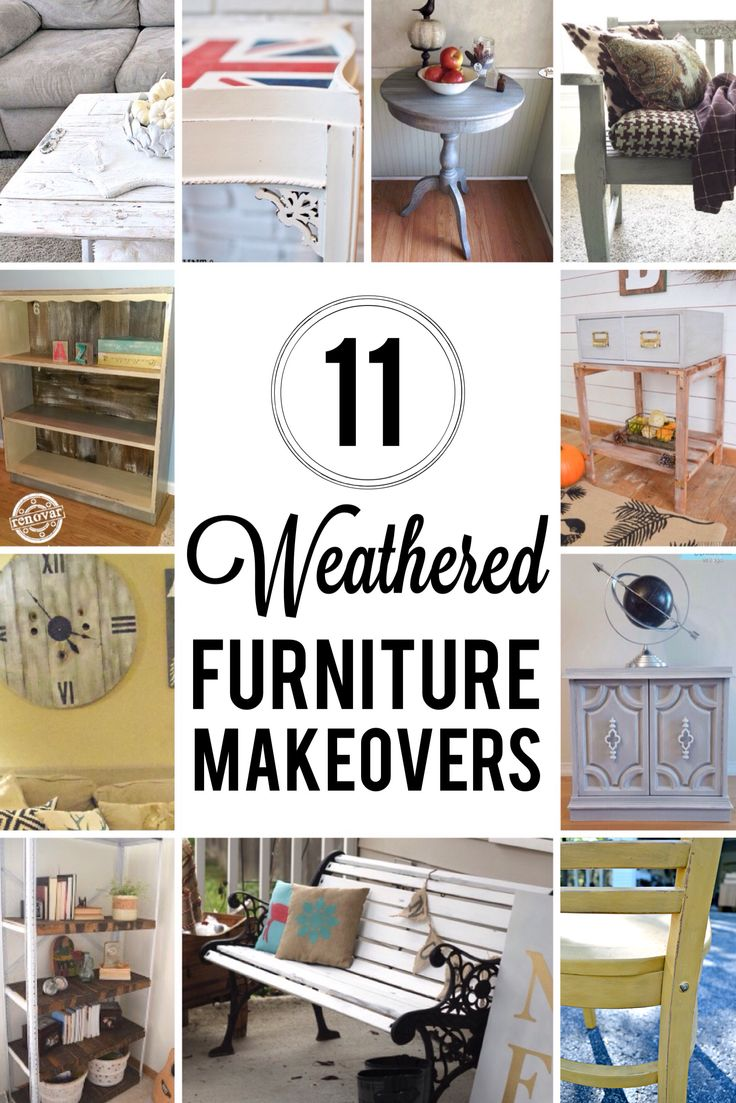 best 25  weathered furniture ideas on pinterest