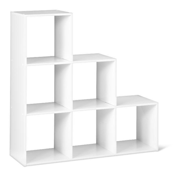 11 3 2 1 Cube Organizer Shelf Room Essentials Cube Organizer Shelf Organization Room Essentials