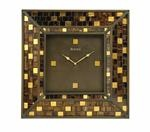 "Bulova Alsace 22"" Decorative Wall Clock Model C4105"
