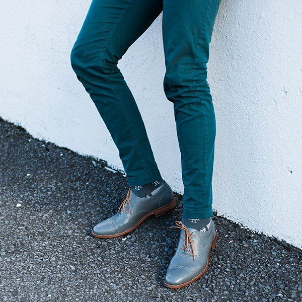 The Toronto Brogue - black leather brogue mens custom dress shoes - Poppy Barley