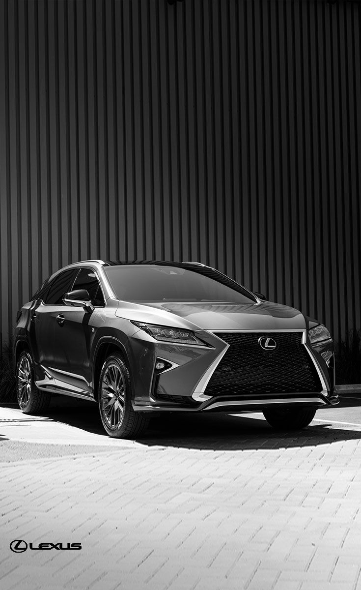 Style in sharp focus. The 2017 Lexus RX F SPORT. Click to learn more about the luxury SUV.
