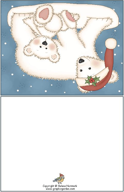 Christmas Polar Bears