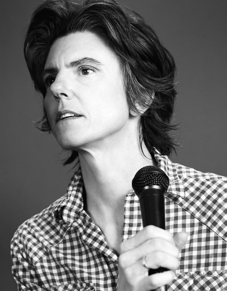 The funniest person on the planet, Tig Notaro taken by Dylan Coulter.