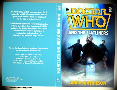 Andydrewz's Pages: Even More Complete Doctor Who Target Book Covers.....