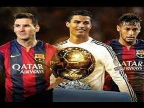 Ballon d'Or 2015 live result and reaction as...  Messi, Ronaldo and Neym...