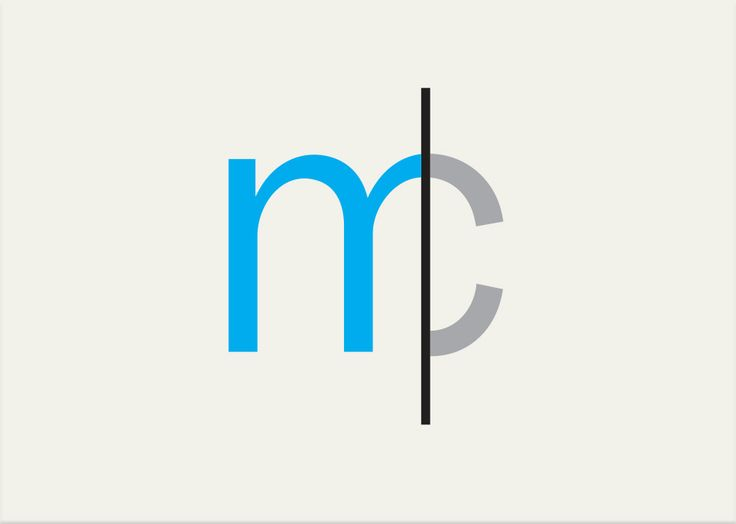 """Morabito Consultants is a structural engineering firm in Maryland with more than 30 years of experience. In developing their logo, Splice Design Group created a symbol to visually tie the letters together, and create this memorable graphic, as the top of the """"c"""" completed the missing part of the """"m"""". Separating the letters with a vertical line provided the necessary transition between the two letterforms, and also provided a graphic thread which was carried out in the website."""