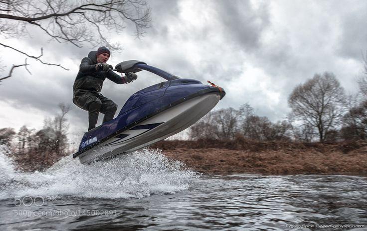 Yamaha SuperJet by BuRnToLiVe