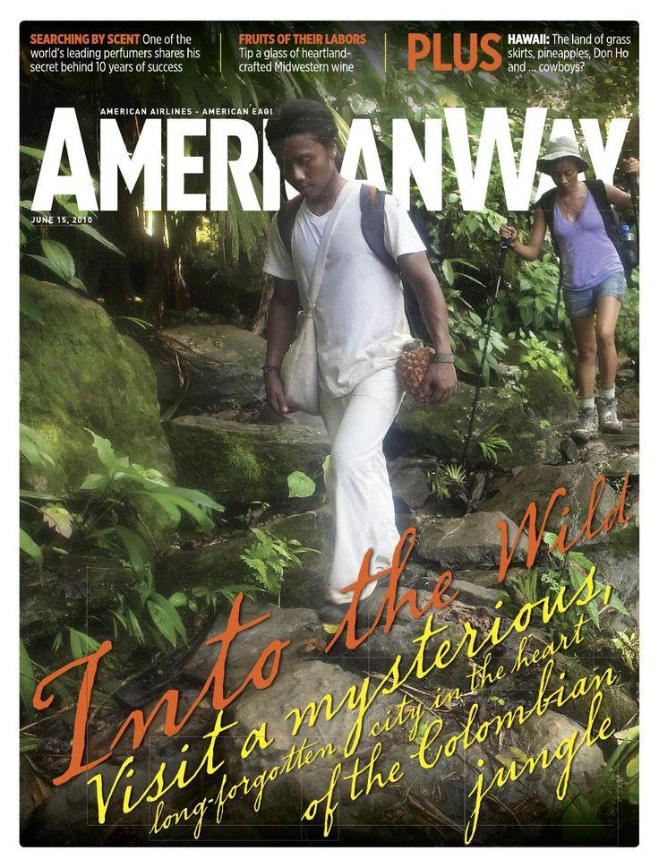 American Way of Life  Lost City
