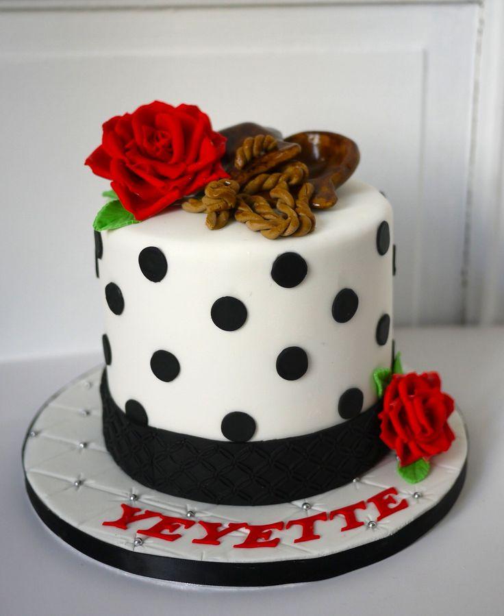 Spanish Themed Cake