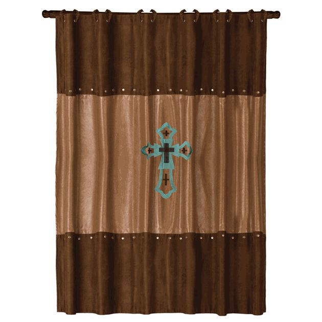 extra brown and red shower curtain. Western Shower Curtains  Las Cruces Turquoise Curtain Lone Star Decor Best 25 shower curtains ideas on Pinterest Mermaid