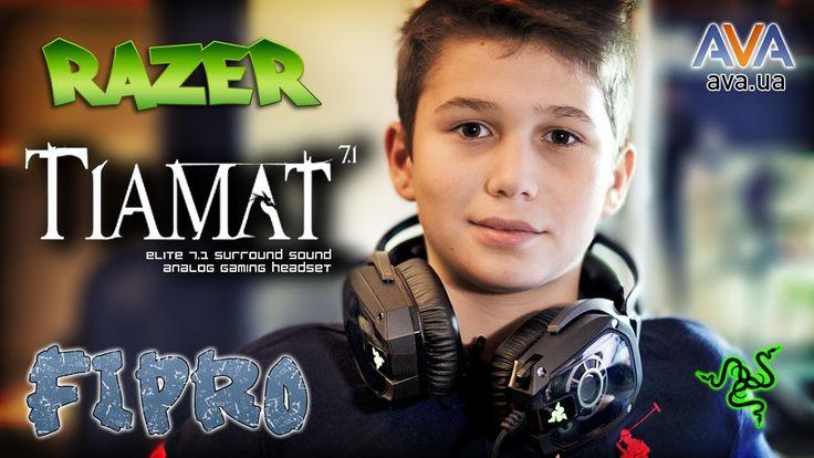 Razer Tiamat 7.1 https://www.youtube.com/watch?v=i0Ay1O_IXN0