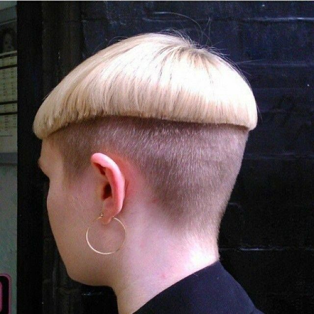 Bowlcut With Severe Back And Sides Bowl Pinterest