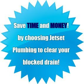 For all your blocked drains in Brisbane contact Jetset Plumbing to help clear the blocked drain.