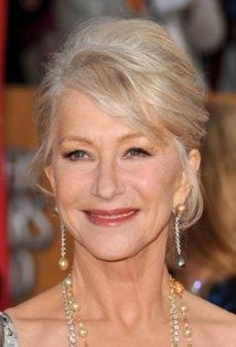 Mother Of The Bride Hair Dos | Hairstyles / Helen Mirren _hair and makeup for mother of the bride ...