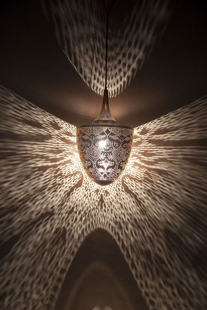 The Rotem Collection Creates Stunning Lighting Patterns