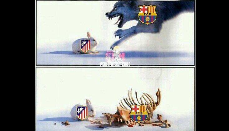Champions League: memes de la clasificación de Atlético de Madrid y Bayern Munich #Depor
