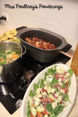 Mrs Poultney's Ponderings: Healthy Eats for Teachers linky!