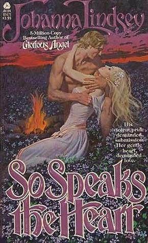 Johanna Lindsey was my go-to historical romance author.