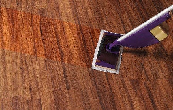 How To Make Engineered Hardwood Floors Shine Diy Cleaning